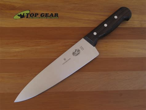 victorinox 8 quot chef s knife with rosewood handle 5 2060 20