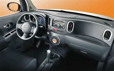 2010 nissan cube interior 2010 nissan cube review