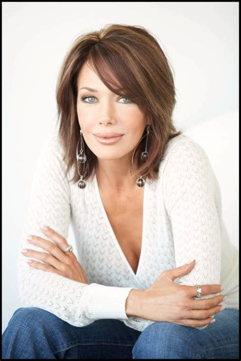 hunter tylo blackhair love the hair cut and style beautiful taylor from the