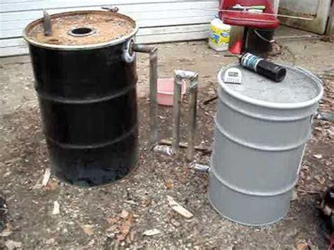 wood gas generator youtube