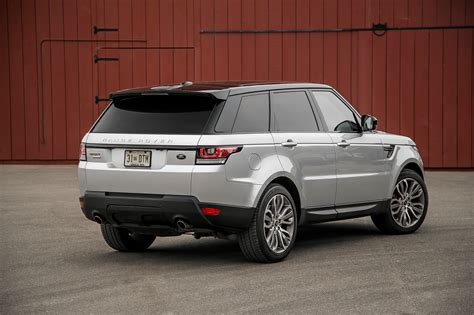 land rover rear 2014 land rover range rover sport supercharged rear three