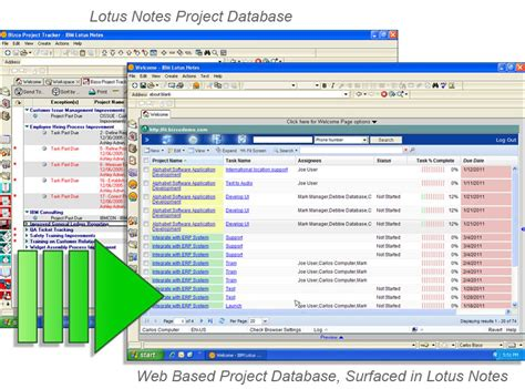 acces lotus notes lotus notes database replacement alternatives to lotus