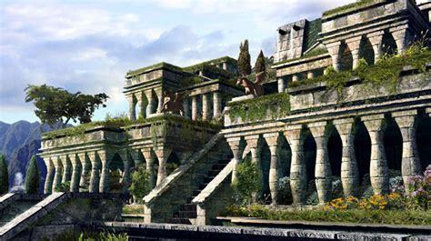 i giardini pensili di babilonia ricerca le nebbie tempo alla ricerca dei giardini pensili