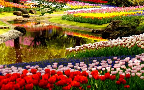 Garden Wallpapers Best Wallpapers Garden Wall Paper