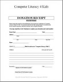 Salvation Army Donation Receipt Template by Best Photos Of Blank Donation Form Blank Donation Form