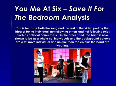 Save It For The Bedroom Gallery For Gt You Me At Six Save It For The Bedroom