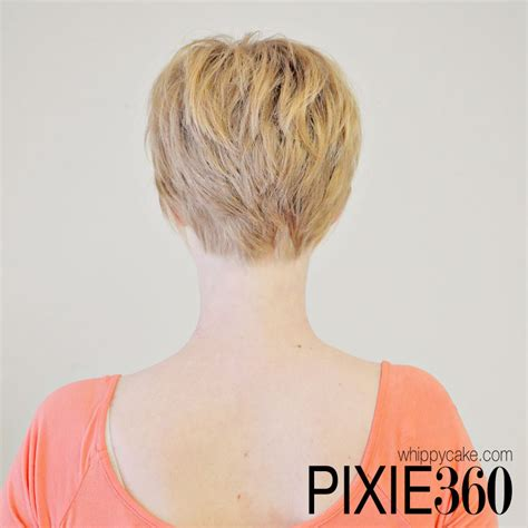 whippy cake haircut back view pictures of pixie cuts front and back view