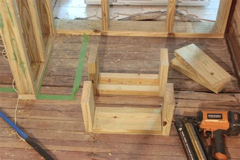 framing shower bench how to diy a shower pan preparation and planning