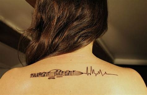55 best music tattoo designs