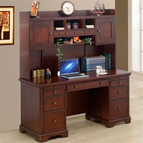 canyon cove laptop desk canyon ridge computer desk with hutch 66w