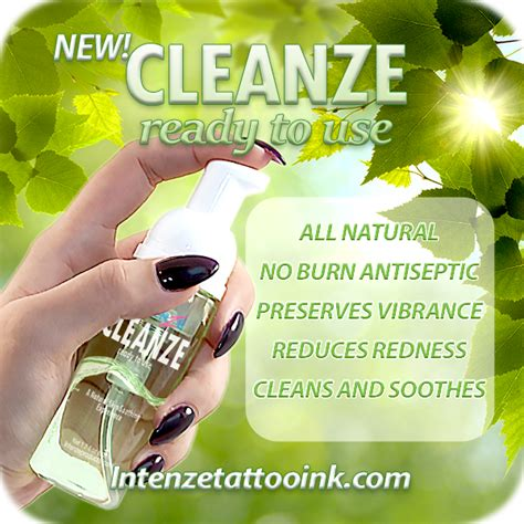 tattoo care products nz a superior tattoo skin care product from intenze intenze