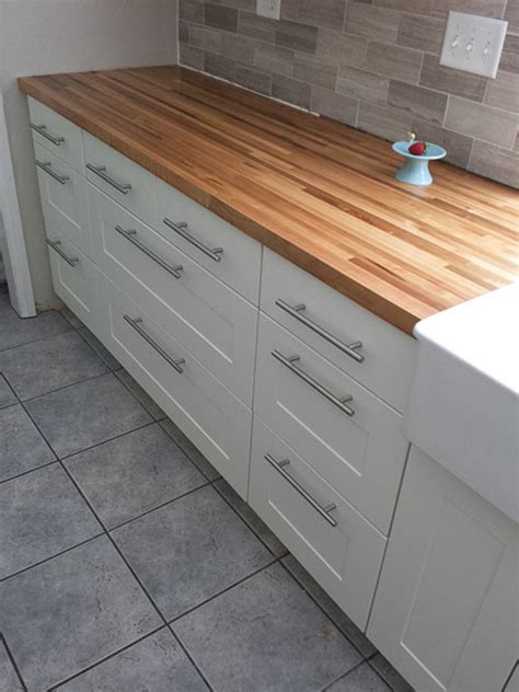 our kitchen reno light rails and cabinet lighting