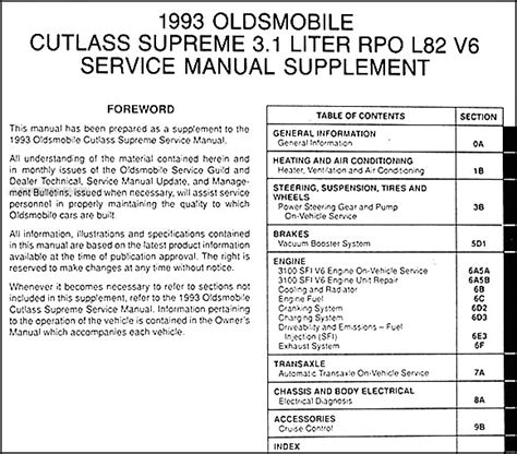 free online car repair manuals download 2002 oldsmobile bravada lane departure warning service manual 1995 oldsmobile cutlass supreme workshop manual free download service manual