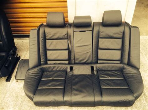 Audi A6 Leather Seats by Audi A6 C6 20042010 Leather Seats Mint For Sale In