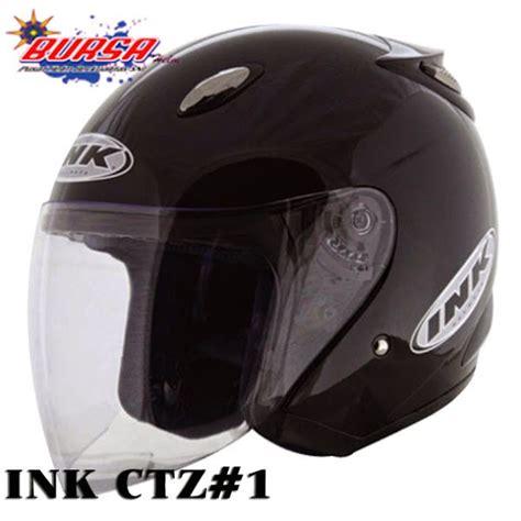 Helm Ink Warna Hitam Dop Bursa Helm Ciamis