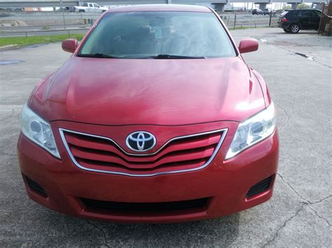 Used Toyota Camry For Sale In Houston Used 2010 Toyota Camry For Sale By Owner In Houston Tx 77299
