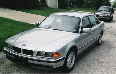 how make cars 1995 bmw 7 series electronic toll collection aboogy32 1995 bmw 7 series 7615616
