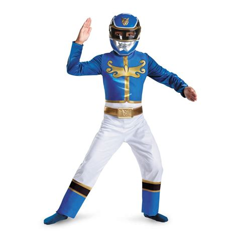power ranger megaforce boys blue ranger megaforce