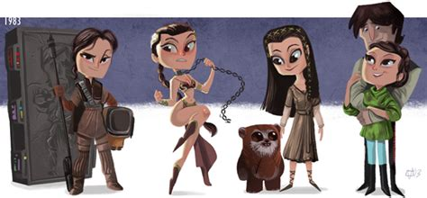Cool Illustrator Jessup by Cool Show The Evolution Of Characters And