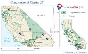 california 25th congressional district rep current 110th