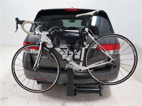 Bike Rack Honda Odyssey by 2016 Honda Odyssey Thule Vertex Swing 4 Bike Rack 2
