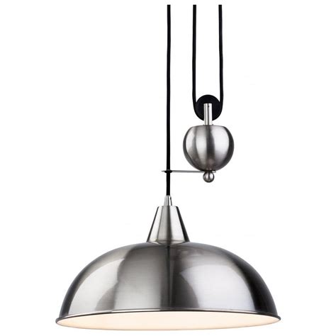Rise And Fall Ceiling Lights by Firstlight Century Modern Rise And Fall Ceiling Light In