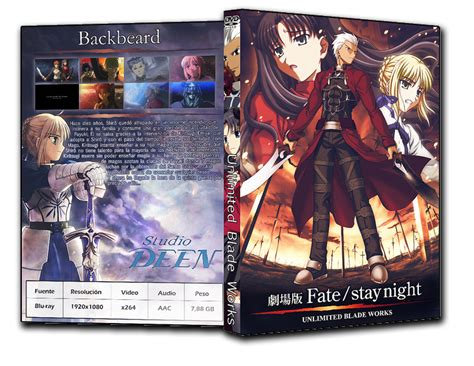 buy a 7 night stay in a 2 bedroom suite at the floriday s fate stay night unlimited blade works dvd cover 2 by