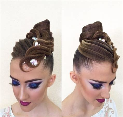 ballroom hair styles with bangs 25 best ideas about ballroom hair on pinterest