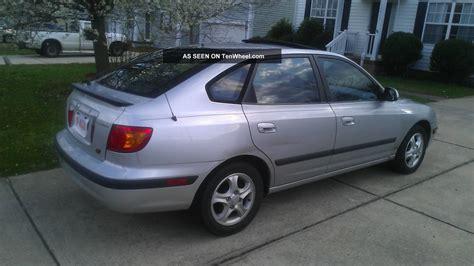 hyundai elantra gt 2003 2003 hyundai elantra gt hatchback 5 door