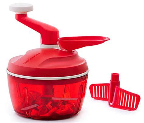 Tupperware Chef Quik Shef Pencacah Pengaduk Blender Makanan jual tupperware chef merah peralatan masak