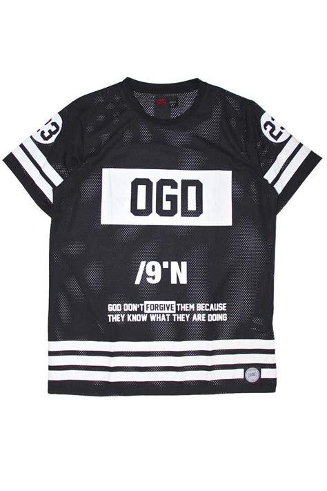 t shirt ogd mesh noir sixth june 231avt t shirt homme