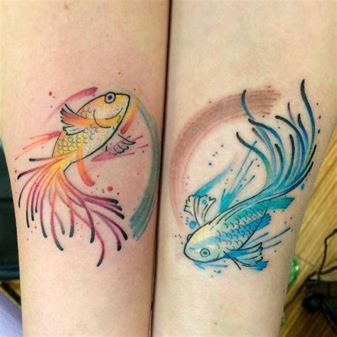 tattoo design pisces 25 proud pisces tattoos zodiac tattoos for men and women