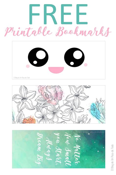 printable bookmark planner free printable bookmarks planners bullet journals