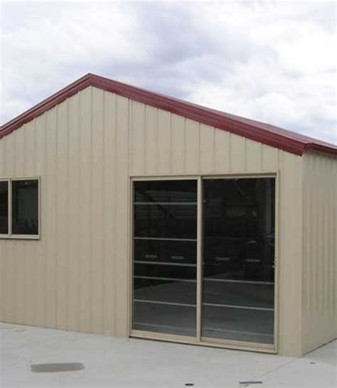 Gable Roof Garage Garages