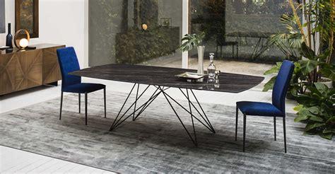 tavolo allungabile riflessi pegaso tavoli riflessi ginocchi arredamenti