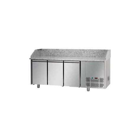 tavoli in granito tavolo pizza refrigerato gn 1 1 3 porte e piano in granito