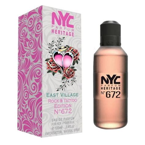 Parfum Rock nu parfums nyc parfum heritage n 186 672 east