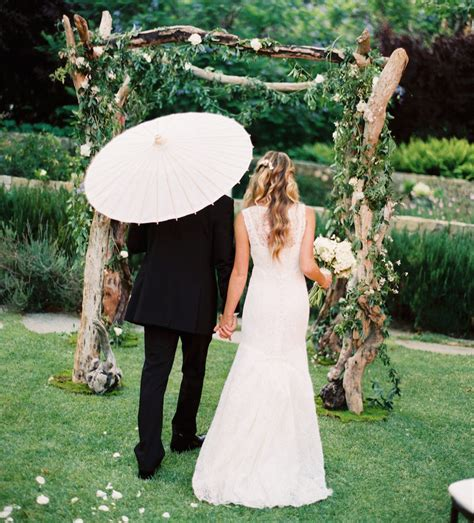Wedding Ceremony Structure by Wedding Ideas 8 Ways To Use Greenery In Decorations