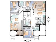 extended family house plans 1000 images about duplex on pinterest duplex plans