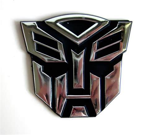 Emblem Transformers Autobots Transformer Autobot Chrome robot transformers emblem symbol chrome autobots