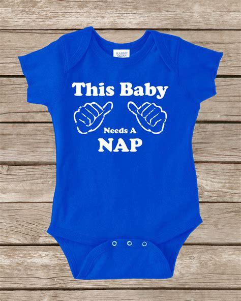 Handmade Onesies - baby needs a nap onesie baby onesie baby stuff