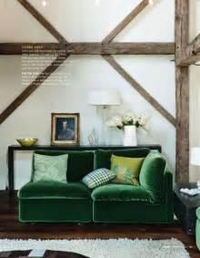 Green Velvet Living Room Velvet Living Rooms And Corner Sofa On