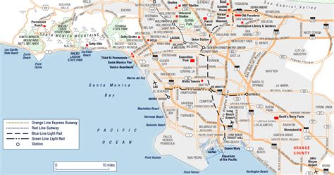 map los angeles large los angeles maps for free and print high