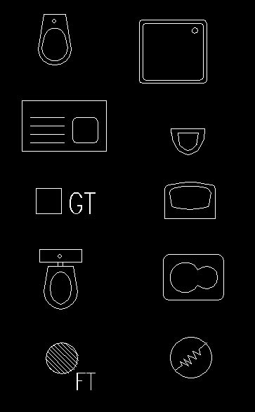 20 Images Of Autocad Toilet Template Leseriail Com Toilet Template Autocad