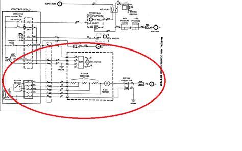 95 jeep blower motor wiring diagram 95 get free