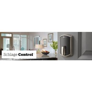 schlage control smart locks schlage residential
