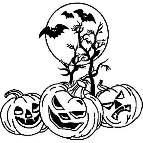 imagenes calabazas terrorificas halloween calabazas terrorificas dibujalia dibujos para colorear