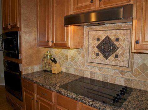 honed travertine tile backsplash great home decor