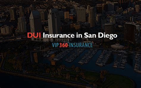DUI Insurance in San Diego