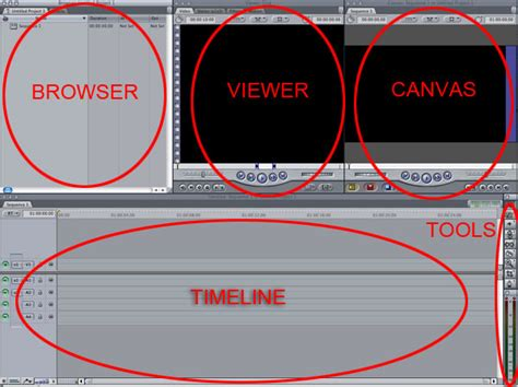 final cut pro basics final cut pro berkeley advanced media institute